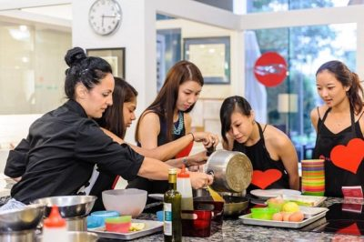 Team Building Cooking Singapore Corporate Team Building Specialists